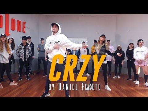 Kehlani CRZY Choreography by Daniel Fekete