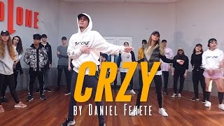 "Kehlani ""CRZY"" Choreography by Daniel Fekete"