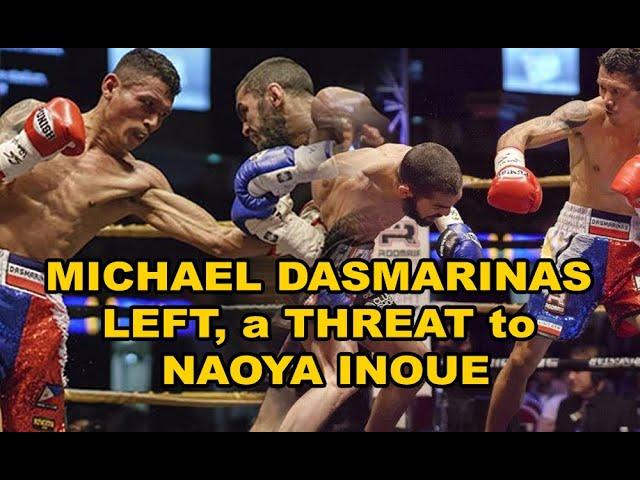 Naoya Inoue vs Michael Dasmarinas