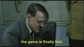 Hitler - Rare Footage - Losing a Game of Catan