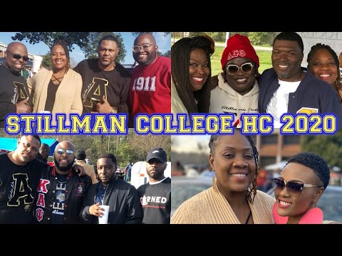 Stillman College Homecoming 2020 | Tailgating | Musical video at the end!!!! #HBCU #SCHC2020
