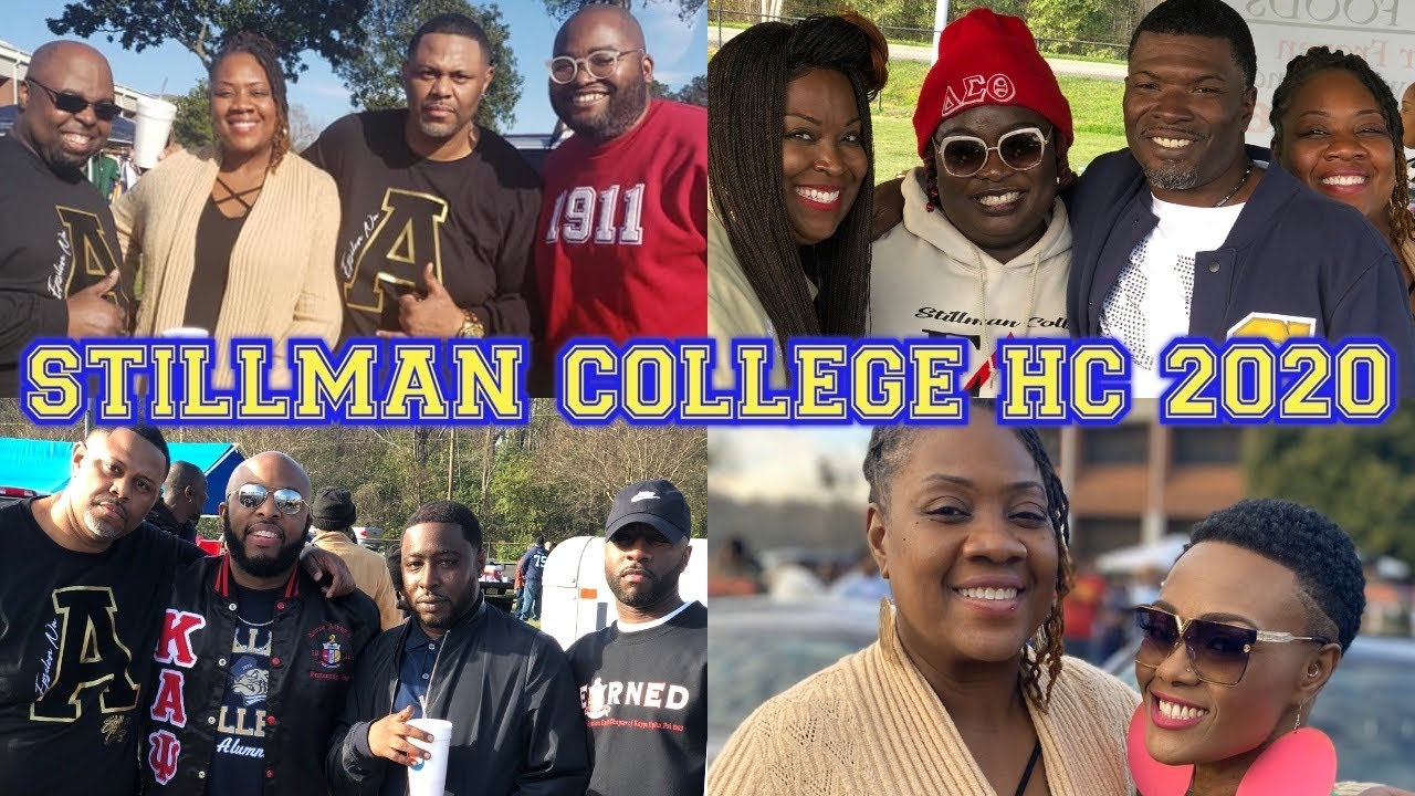 Stillman College Christmas Concert 2020 Stillman College Homecoming 2020 | Tailgating | Musical video at