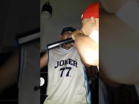 Slam harder - Aku hiphop (LIVE lounch soNjah)