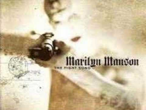 Marilyn Manson The Love Song Remix (The Fight Song Single) mp3