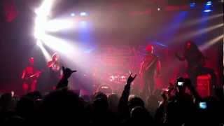 Dew-Scented : Sworn To Obey - Turn To Ash - Soul Poison (Live In Paris)