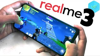 How to Play Fortnite on Realme 3 or On Realme 2 pro - Realme 3 Helio p70 Fortnite Gameplay