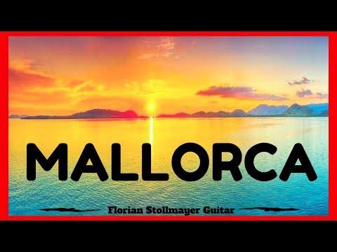 MALLORCA Islas Baleares SPAIN (Spanish Guitar) La Guitarra Española