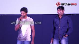 Comedian Soori Extreme comedy Speech with Comedian Sathish in Sema Audio Launch