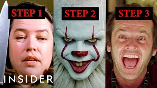 How Stephen King Scares You In 3 Steps