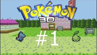 connectYoutube - Johto Bound! - Pokemon 3D Gameplay Part 1
