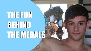 The FUN Behind the Medals! I Tom Daley