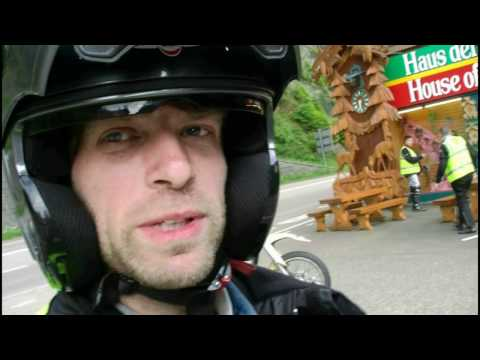 London to Syria 2010 2 Western Europe by Alexis Cardes Adventure Bike XT 660R Test
