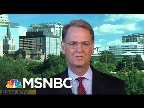 Roy Moore: 'Democratic Party Wins Either Way On This' | AM Joy | MSNBC
