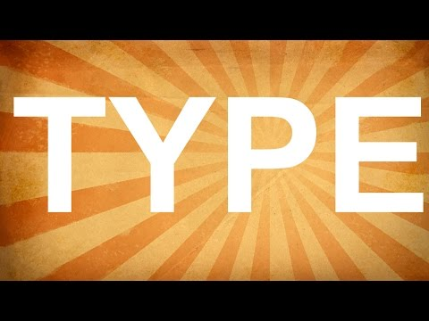 How to Use the Type Tools in Photoshop thumbnail