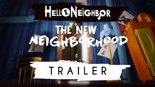 Hello Neighbor: The New Neighborhood Roblox Cinematic Trailer