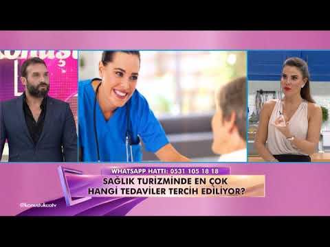Seçkin Savran – Kanal D – Konuştukça – Sağlık Turizmi
