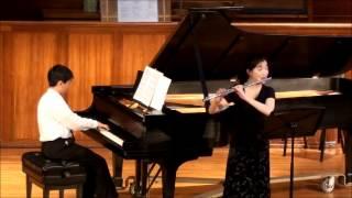 BWV 1034 Flute Sonata in E minor I. Adagio ma non tanto
