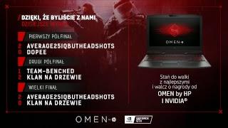 CS:GO 5on5 OMEN by HP Poland - Finały - Na żywo