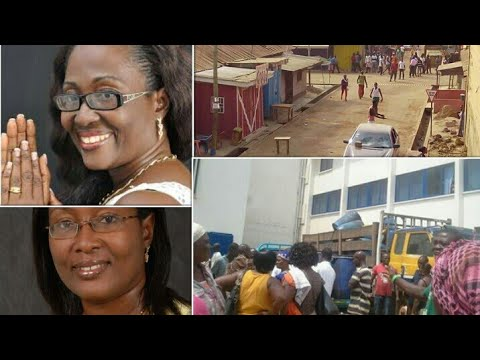 Breaking News:Tema Port Manager Sta.bbed to De.ath in her Bedroom