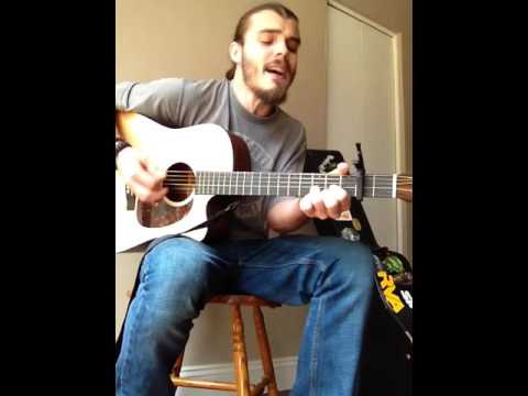 BBQ Stain - Brandon Jeffries (Tim McGraw Cover) {Cell Phone Session #004}