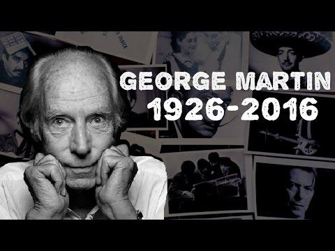 EN MEMORIA A GEORGE MARTIN: 10 DATOS SOBRE SU VIDA