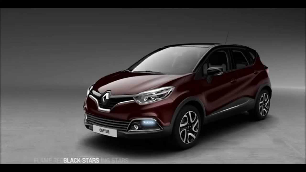 renault captur 2015 video review youtube. Black Bedroom Furniture Sets. Home Design Ideas
