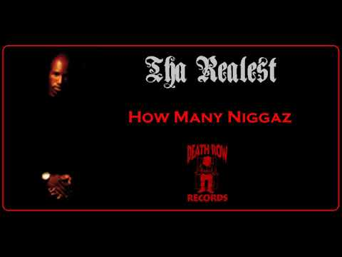 Tha Realest - How Many Niggaz (2000) (Death Row) (Unreleased) (sounds Like 2Pac)