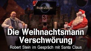 Die Weihnachtsmann Verschwörung - Santa Claus bei SteinZeit