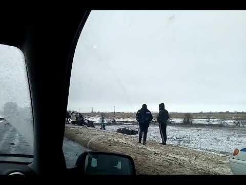 ДТП с двумя погибшими в Тамбовской области