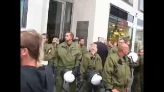 Montagsdemo extreme Polizeigewalt Hintergrundinformationen für Neueinsteiger