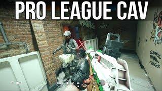 When Pros Use Cav - Rainbow Six Siege Pro League Tips & Tricks