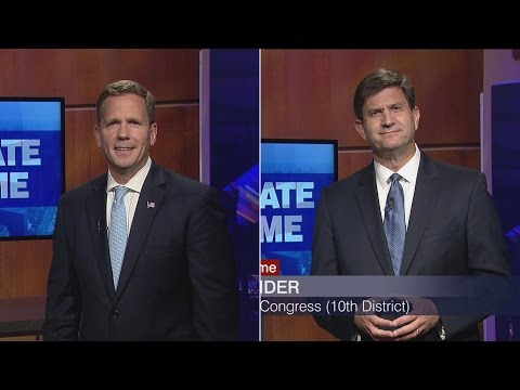 Chicago Tonight Live Stream | Illinois' 10th Congressional District Forum