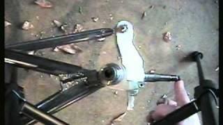 Dirt Buggy 5: Spinlde steering arm