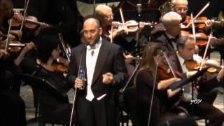 Cantor Netanel Hershtik singing Moishe Oisher