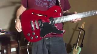 Fender Jim Adkins JA-90 Thinline Telecaster Demo & Opinion