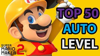 Super Mario Maker 2 Auto Level Automatic Scroll 1 1 Course Music Run On Off Switch Ranking Review pc