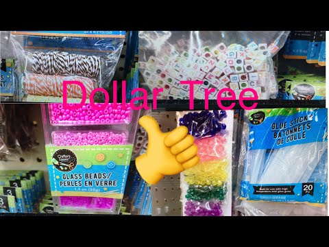 DOLLAR TREE ARTS & CRAFTS  & DIY SUPPLIES NEW ITEMS!!