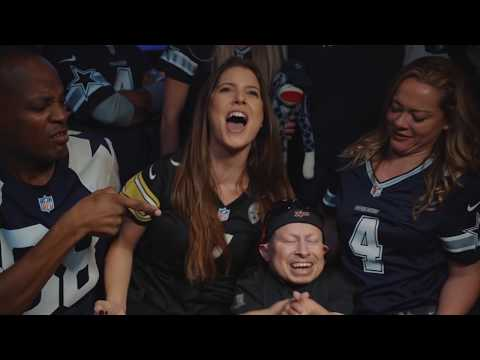 "Thumbnail: A FOOTBALL MIRACLE!!! w/ Verne Troyer ""Mini Me"""