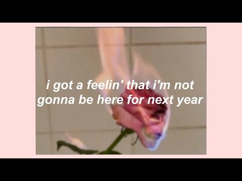 ☆lil peep☆ // the way i see things (lyrics) ♡