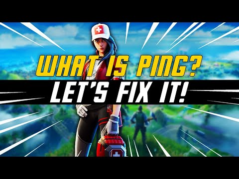 What Is Ping In Fortnite