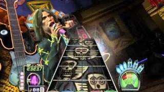 Guitar Hero Aerosmith Gameplay en Nvidia Ge Force 210 1gb ddr2 en Español (PINK)