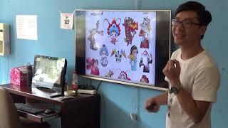 Пекинская опера. Урок культуры в китайской языковой школе