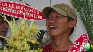 Việt Khang, những ngày tự do đầu tiên