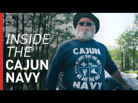 Inside the Cajun Navy: How Volunteers are Training to Rescue Hurricane Victims | Freethink