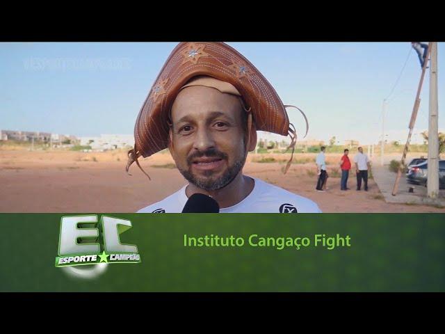 Conheça o projeto desenvolvido pelo Instituto Cangaço Fight