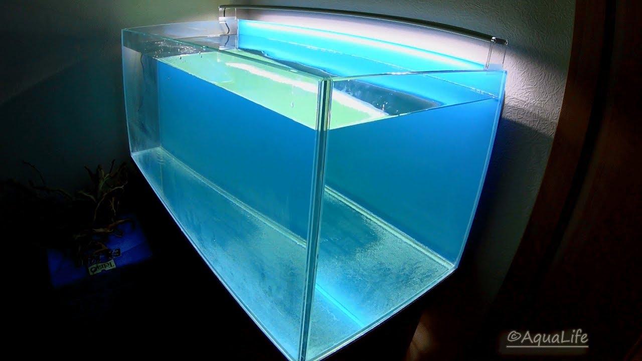 Как своими руками склеить аквариум своими руками