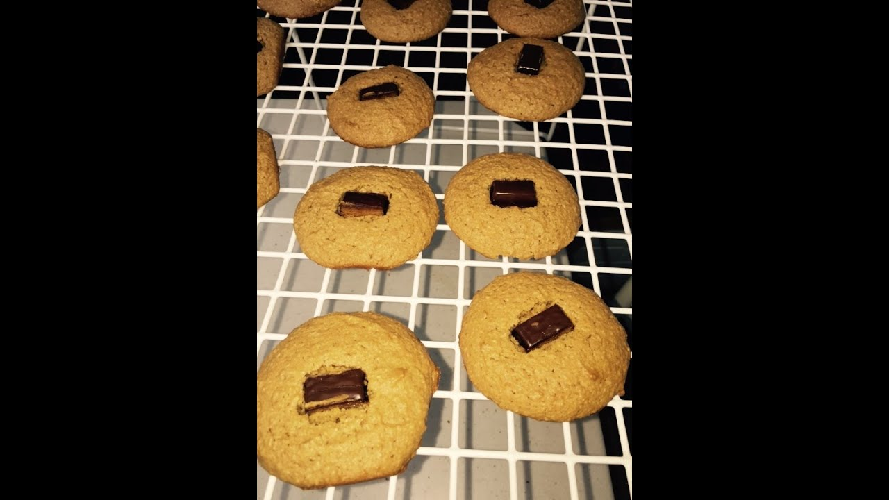 Tresen makes an easy peanut butter blossom cookie recipe w ...