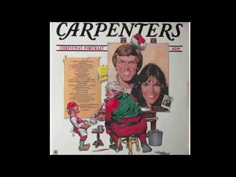 Carpenters Christmas Portrait.Merry Christmas Darling Carpenters Christmas Portrait 12 331 3 Rpm Record C 1978 A M