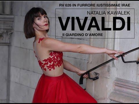 VIVALDI RV 626 In furrore iustissimae irae - Natalia Kawalek - Il Giardino d'Amore Orchestra