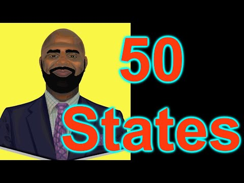 50 States Rap Song